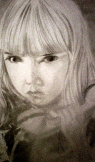 Heather O'Rourke by rottonthoughts